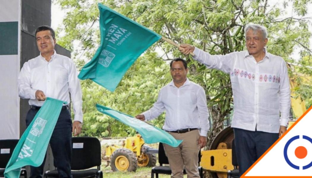 #SíPorMX: Gobierno tala 800 hectáreas de selva en la primera etapa del Tren Maya