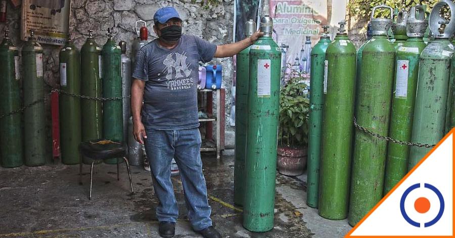 #Covid19: Se triplica precios de tanques de oxígeno: Anpec