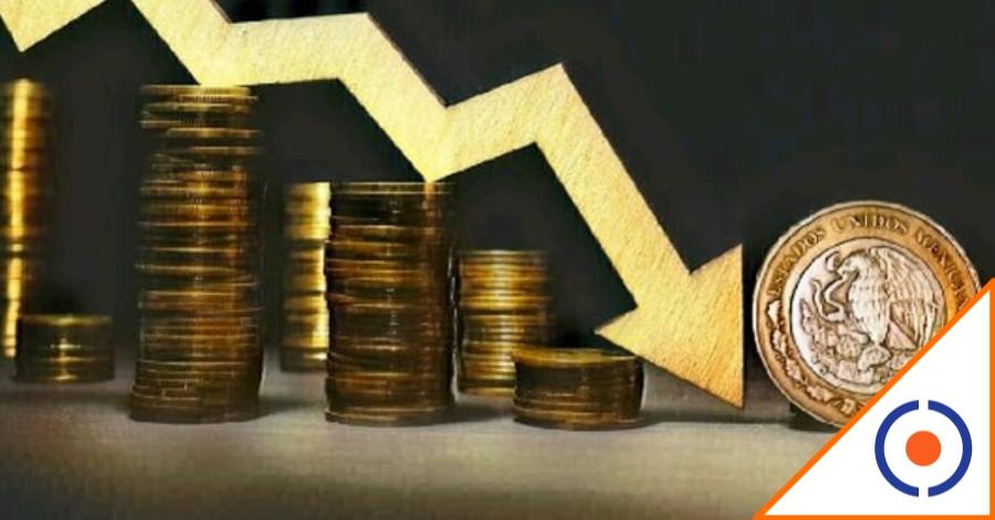 #Economía: México registró su mayor caída en décadas: Reuters