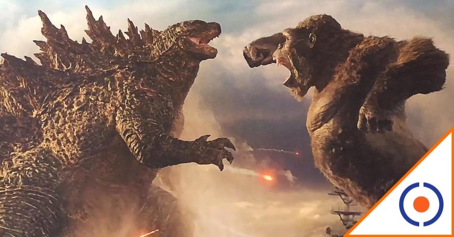 #Viral: Godzilla vs King Kong saldrá antes de lo esperado… Respiro a los cines