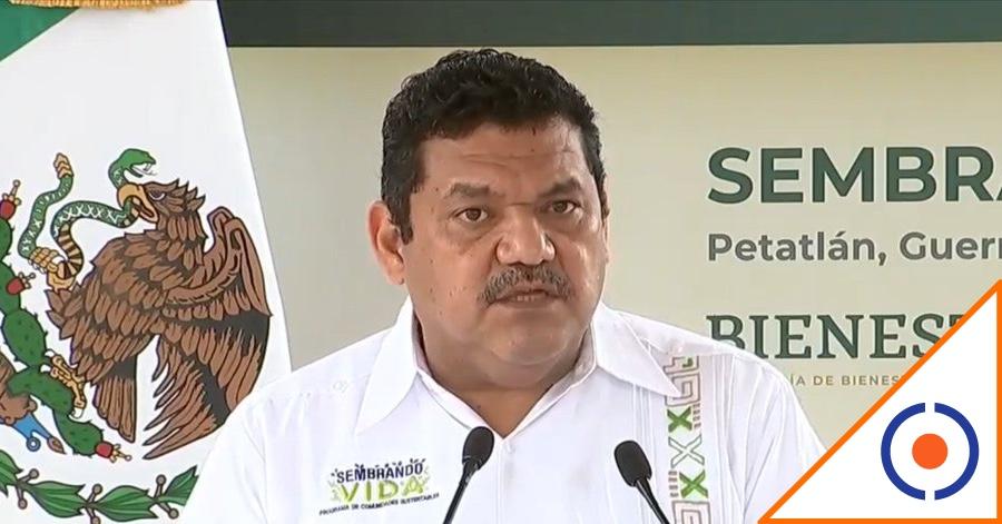 #Corruptos: Secretario de Bienestar cobra en dos nóminas… ¡Qué cobrones!