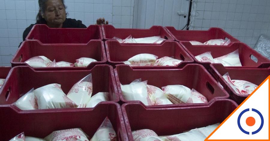 #Terrible: Miles de usuarios de Liconsa se quedan sin leche por mala distribución