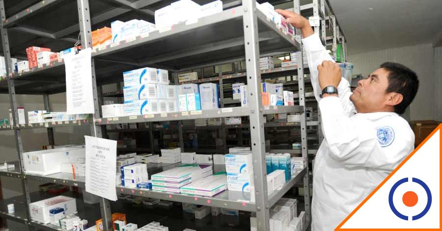 #SonIguales: Gobierno Federal contrata farmacéutica inhabilitada