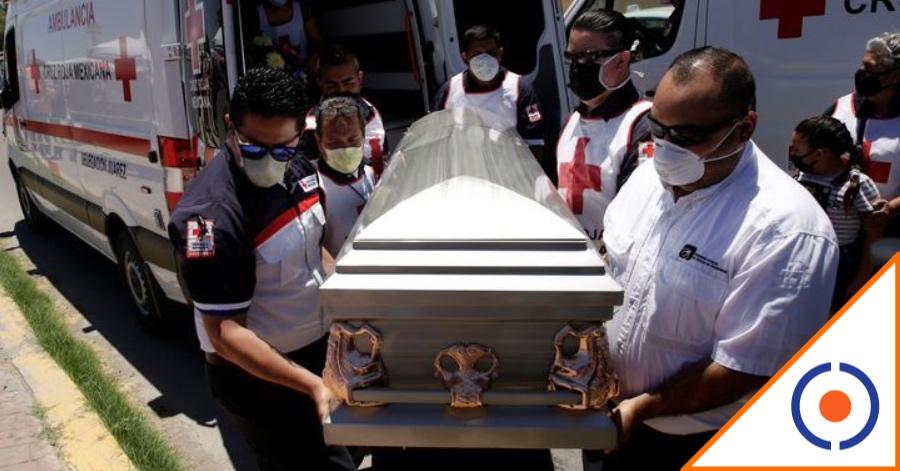 #EnLosMedios: Cada 20 segundos muere un mexicano por Covid-19: Fausto Barajas