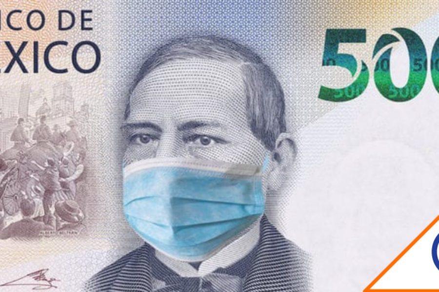 #Covid19: PIB de México caerá hasta 10% en 1er trimestre del año por aislamiento