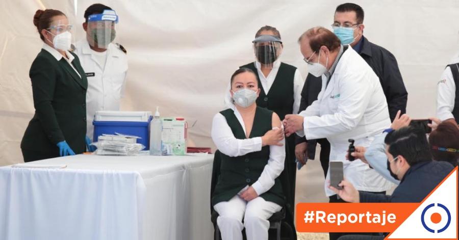 #Reportaje: México negoció rápido las vacunas, pero tropezó al aplicarlas