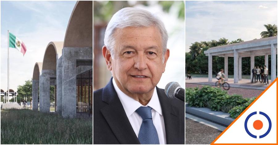 #WTF: Así se verán los alrededores del rancho de Obrador… Él sigue sin esclarecer