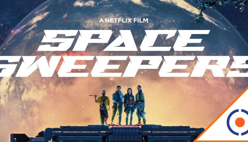 #OMG: Checa el tráiler de Space Sweepers de Netflix… Toda una fantasía