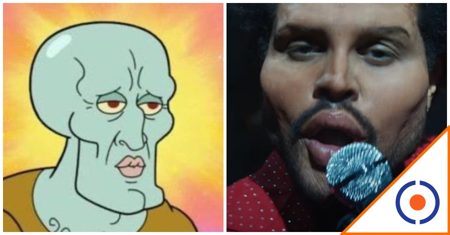 #WTF: Cantante The Weeknd se opera el rostro… Le hacen divertidos memes