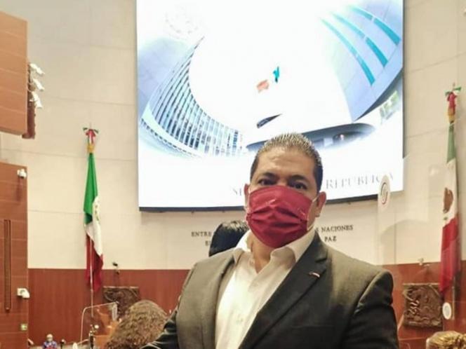 El senador por Morelos, Radamés Salazar, falleció a causa de Covid-19