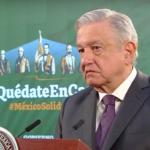 AMLO llama a mexicanos a consumir menos luz de 6 de la tarde a 11 de la noche