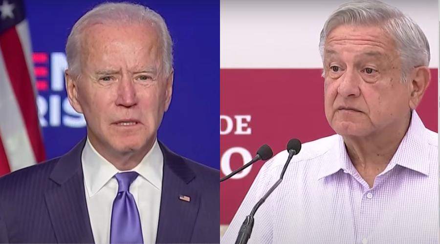AMLO pediría vacunas a Biden en reunión virtual