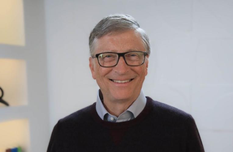 Bill Gates le da consejo a AMLO para que México tenga futuro brillante