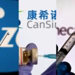 Características de todas las vacunas contra el COVID19 en el mundo