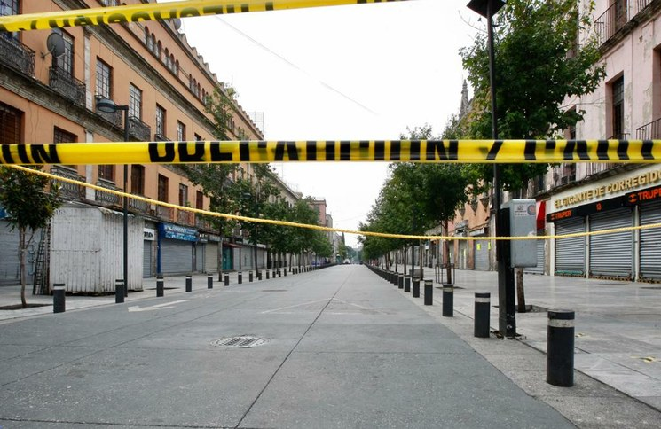 La Ciudad de México vivió un exceso de muertes durante enero del 2021