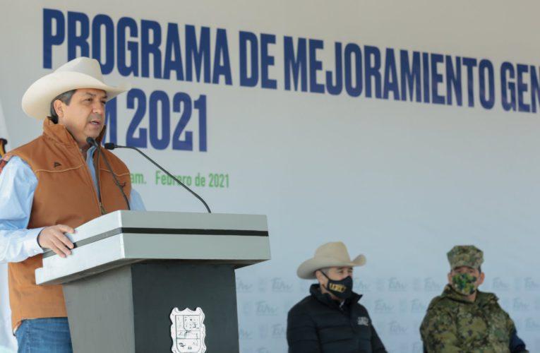 La FGR solicitó a la Cámara de Diputados el desafuero del gobernador de Tamaulipas, Francisco Javier García Cabeza de Vaca
