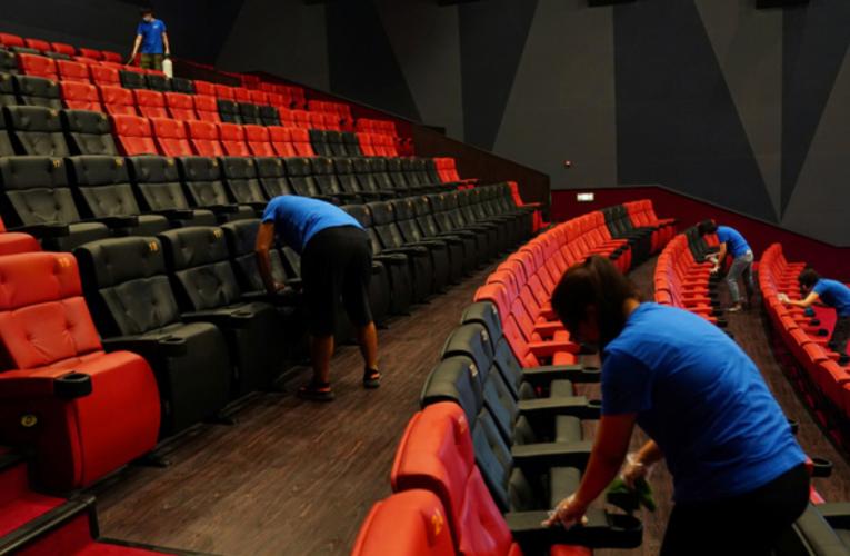 Cines, teatros y museos podrán reabrir en la CDMX al 20%