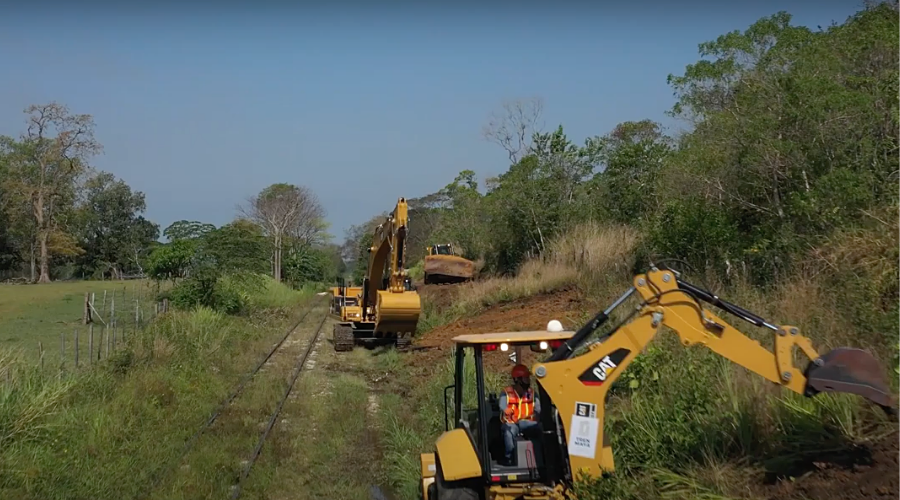 Confirma Tribunal suspensión de la construcción del Tren Maya en Yucatán