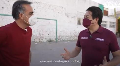 Enrique Garay va por la presidencia municipal de Huixquilucan con MORENA