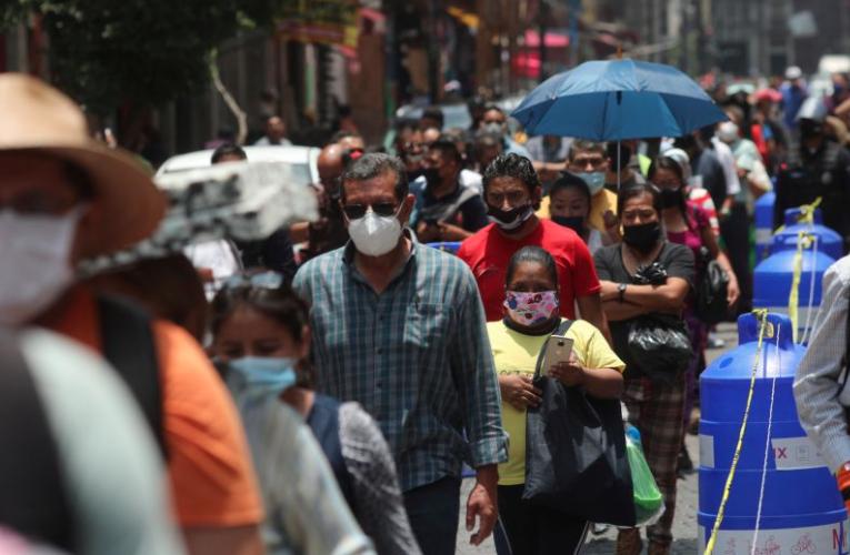 El PIB de México cayó 8.5%: Inegi