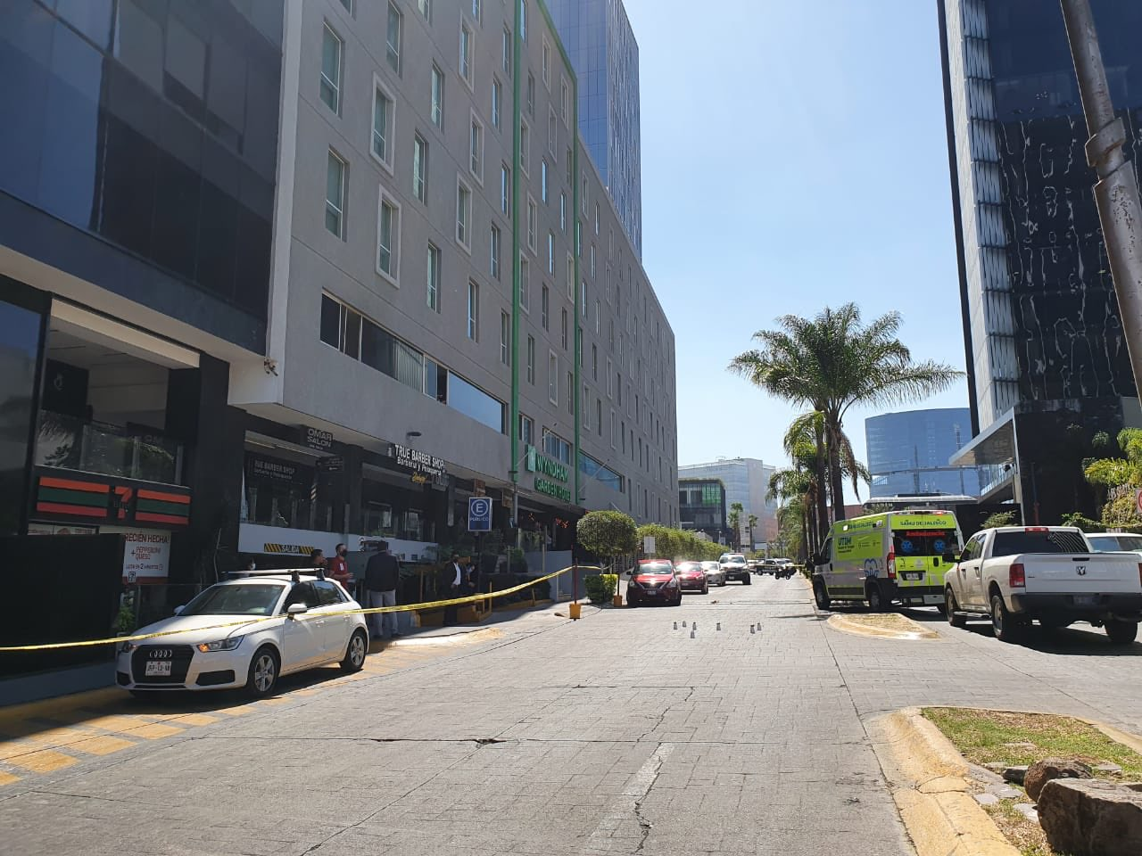 Balacera en zona de Andares en Zapopan, Jalisco