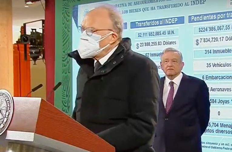 """FGR niega venganza política en caso Cabeza de Vaca; AMLO dice """"no somos tapadera de nadie"""""""