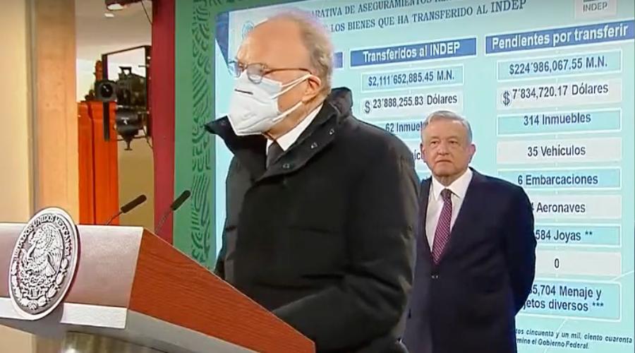FGR niega venganza política sobre caso Cabeza de Vaca; AMLO dice _no somos tapadera de nadie_