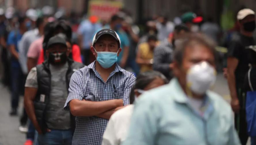 Hasta octubre de 2022 acabarían los contagios por COVID-19 en México: UAM