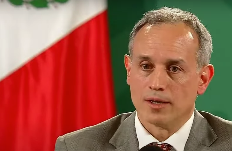 Hugo López-Gatell no está grave y tiene oxigenación de 97%, aclara SSA