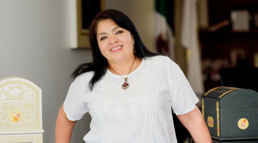 Nestora Salgado quiere ser la candidata de Morena a la gubernatura Guerrero