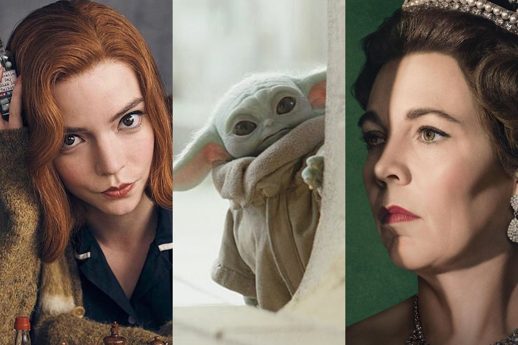 The Mandalorian, Gambito de Dama y The Crown: Estos son los nominados a los Golden Globes 2021