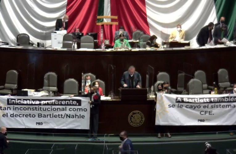 La Cámara de Diputados aprobó en lo general la Reforma a Ley de la Industria Eléctrica