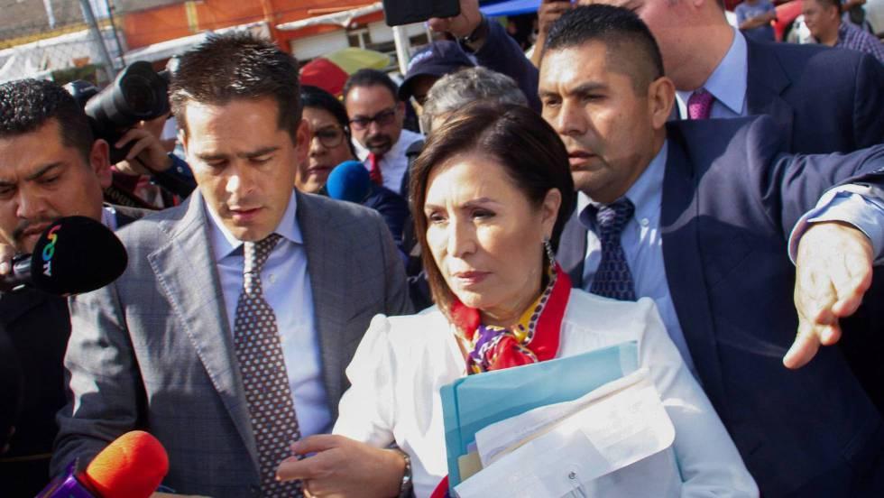La FGR buscará acuerdo con Rosario Robles