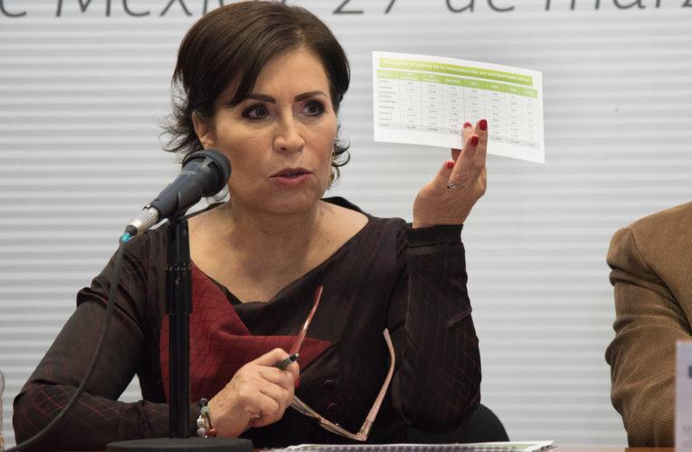 Posponen audiencia de Rosario Robles