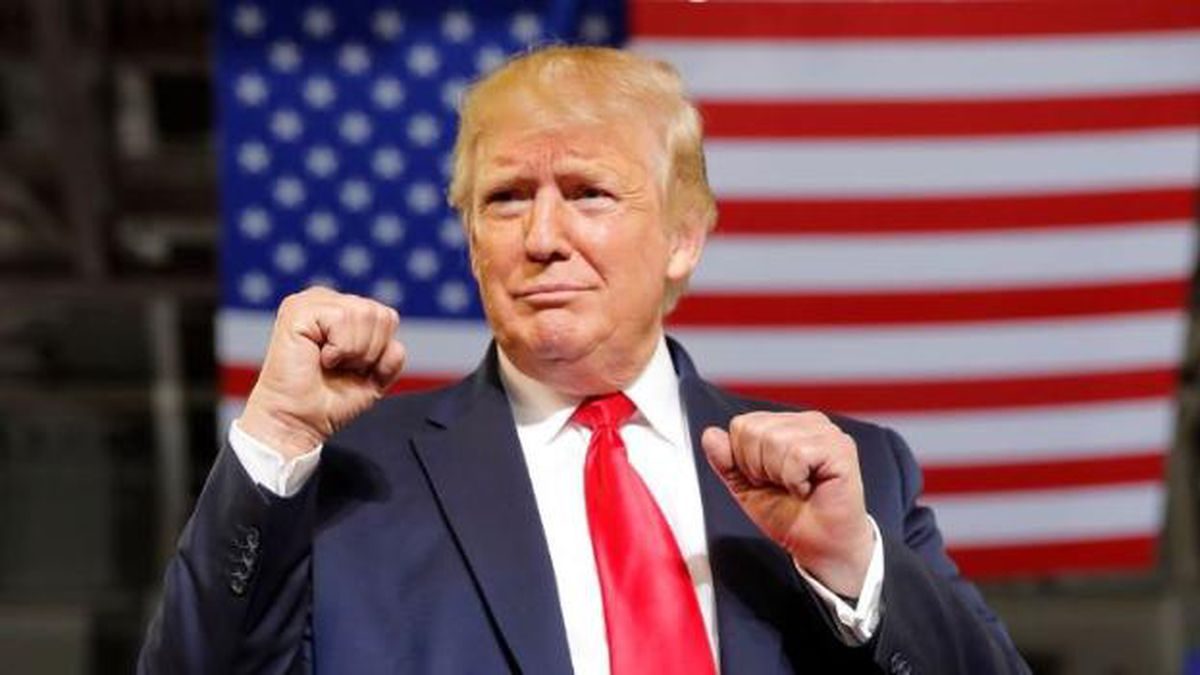 Trump absuelto en el Senado de los Estados Unidos