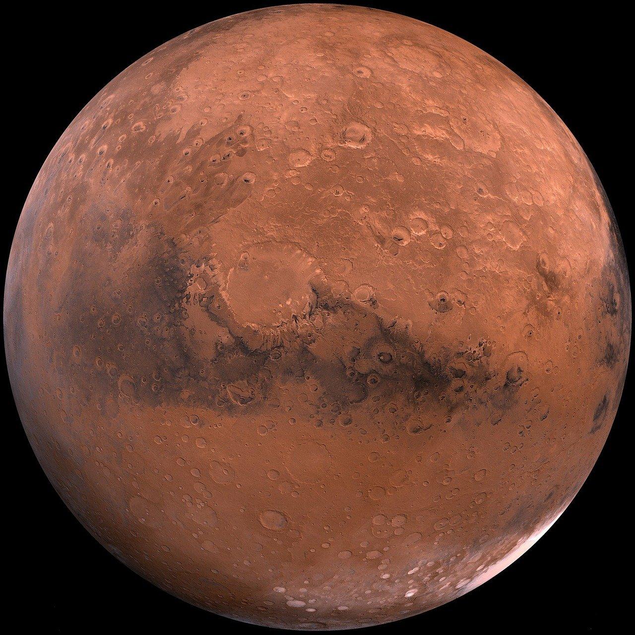 La misión Perseverance de NASA, llegará hoy a Marte