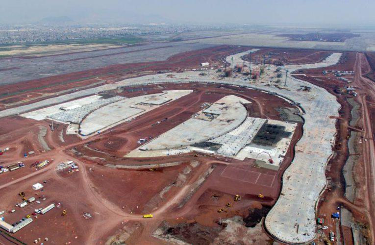 Cancelar aeropuerto de Texcoco costará 231 por ciento más de lo planeado