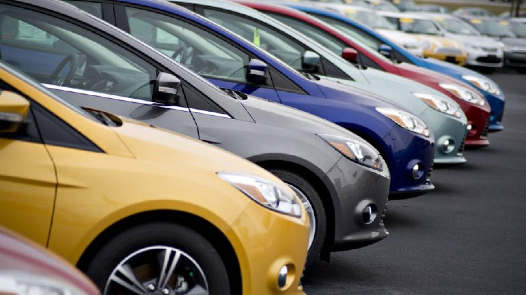 La venta de autos en México cayó 22.6% en enero del 2021