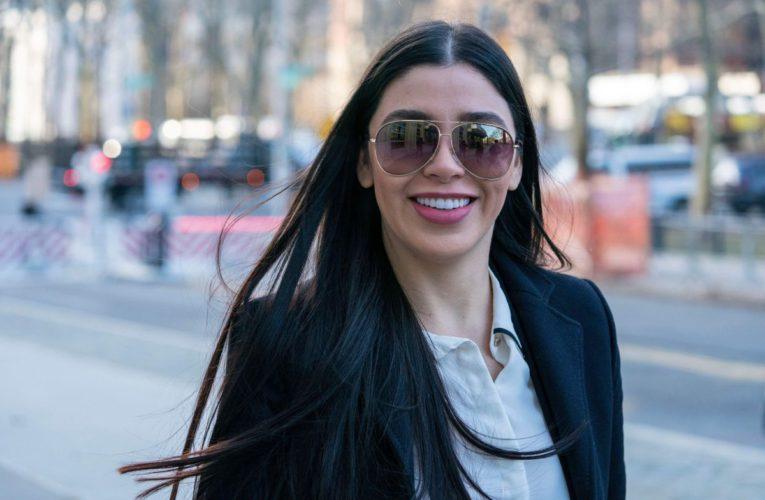 Detiene Estados Unidos a Emma Coronel, esposa del 'Chapo'