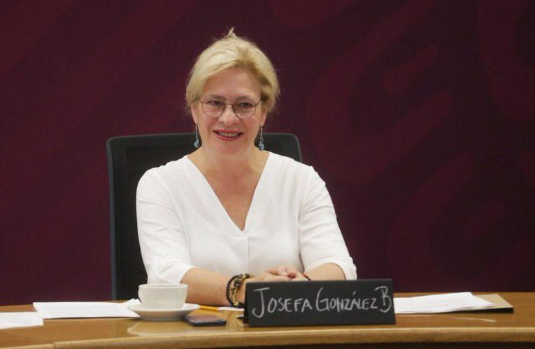 Josefa González Blanco Ortiz Mena, iría a Inglaterra como embajadora a propuesta de AMLO