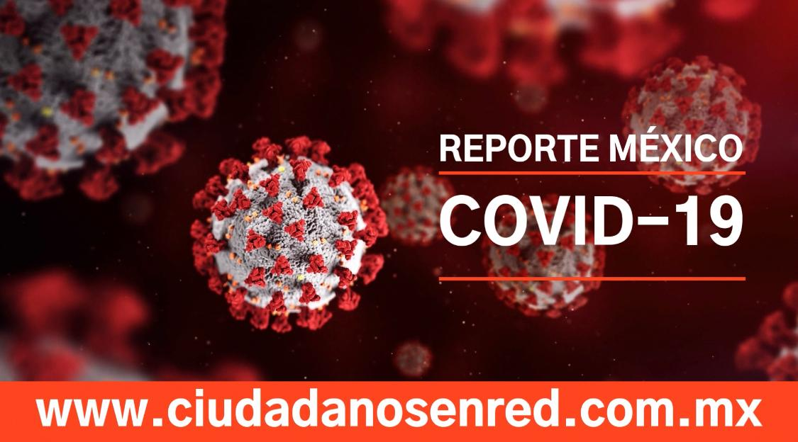 Reporte México COVID-19