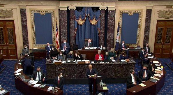 El Senado de los Estados Unidos citará a testigos en el juicio político contra Donald J. Trump.