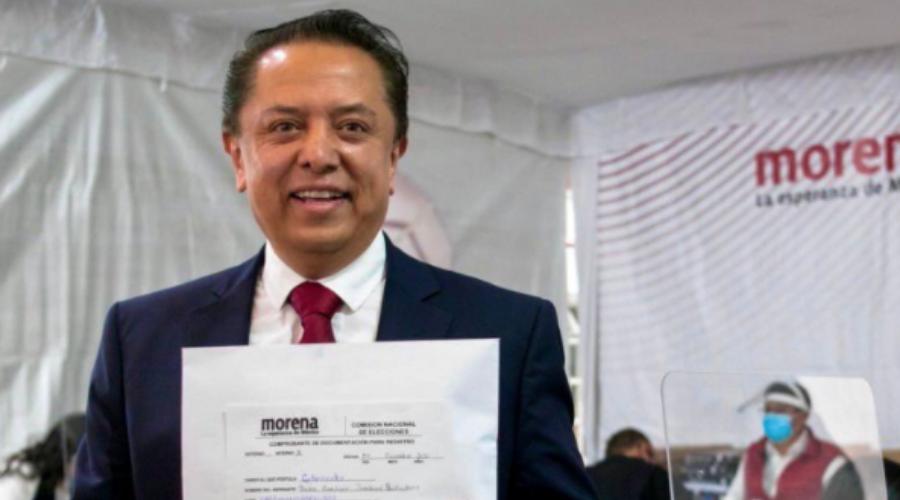 Amílcar Sandoval se retira de la contienda por gubernatura de Guerrero