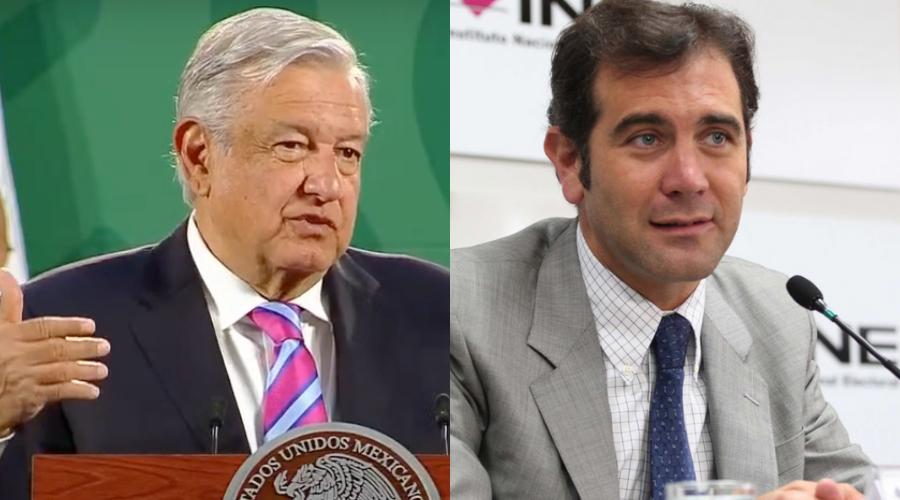 INE no está contra AMLO_ Lorenzo Córdova