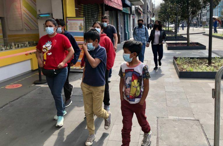 """La Ciudad de México, sigue en semáforo naranja """"sin bajar la guardia"""""""